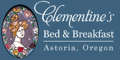 Clementine's Bed & Breakfast Logo